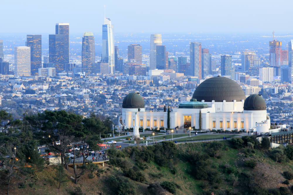 Griffith-Observatory-Park