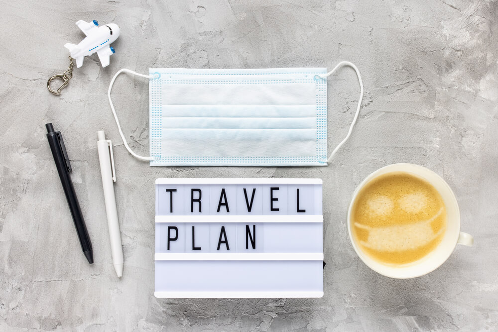 Expect the Unexpected - Planning for Travel In 2021