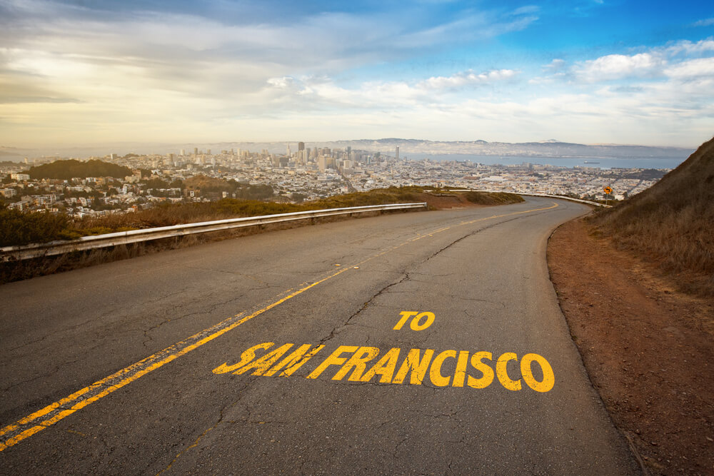 San Francisco Road Trip Ideas