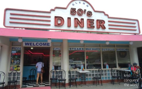 50\'s Cafe-West Los Angeles