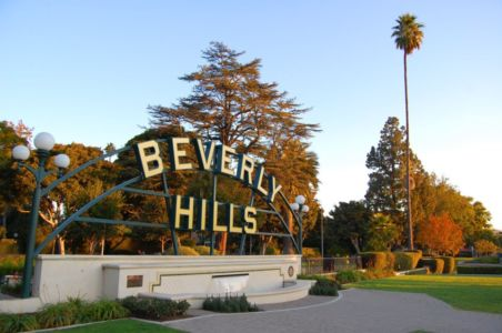 Beverly-Hills-Iconic Sign