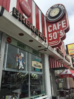 Cafe-50s-West Los Angeles-