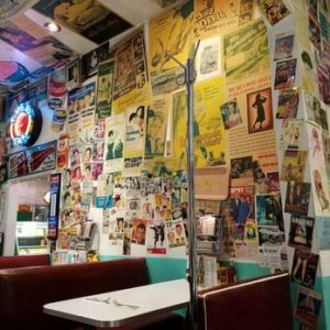 Cafe 50\'s-West Los Angeles