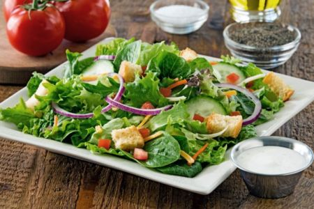 Chili\'s Grill And Bar House Salad Rohnert PARK