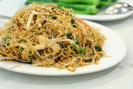 ChowMein-Moon House -West Los Angeles