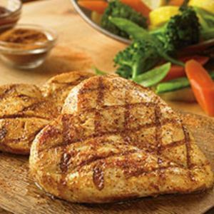 Grilled Chicken-Outback Steakhouse-Rohnert Park