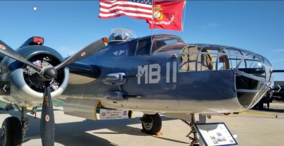 WWII Aviation Museum & Commemorative Air Force