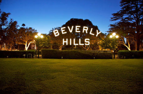 Beverly Hills Sign6
