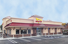 In-n-out Burger Rohnert Park-from Outside