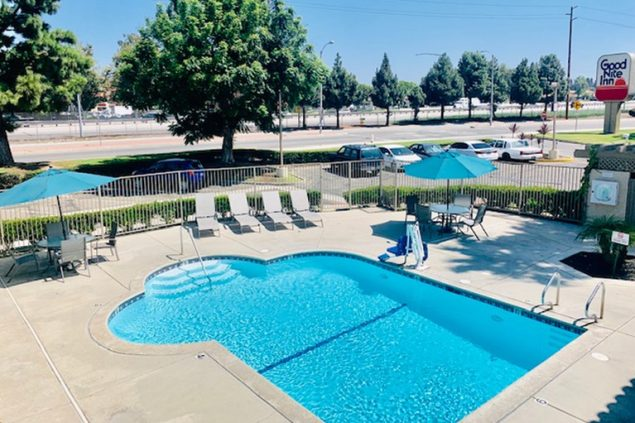 Good Nite Inn Camarillo<br> Ventura County<br>Newly Renovated Guestrooms