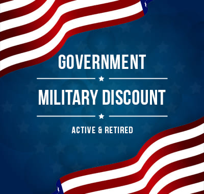 Military & Gov Rate